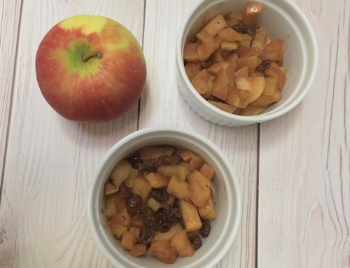 """Doctor in the House"" stewed apple recipe for immune tolerance"