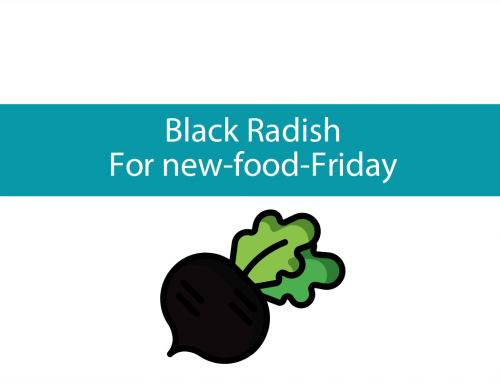 Black Radish | New food Friday