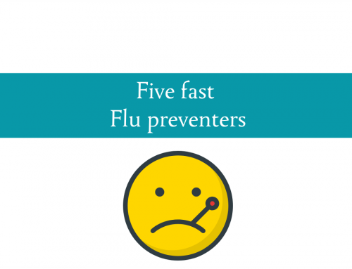 Five fast flu preventers | Fast Friday