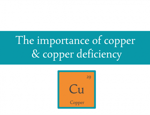 The importance of copper | Signs of copper deficiency