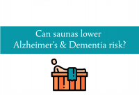 Can sauna's lower Alzheimer's and dementia risk from CALMERme.com blog