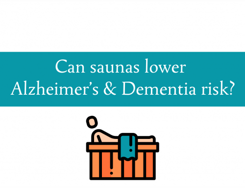 Can saunas lower Alzheimer's & Dementia risk?