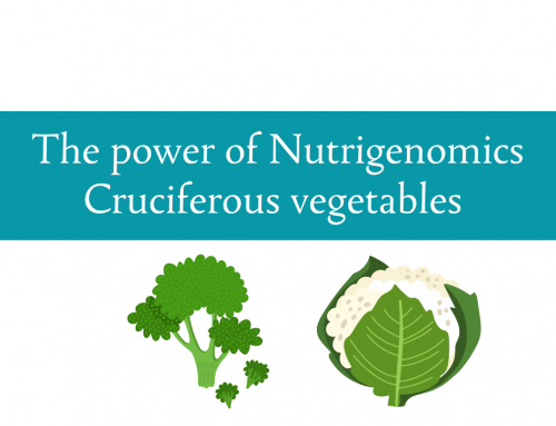 The power of nutrigenomics |  Sulforaphane from Cruciferous vegetables