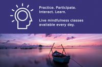 Image about mindfulness course from CALMERme blog post