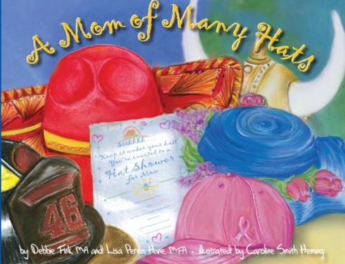 Children's books about maternal cancer| A mom of many hats