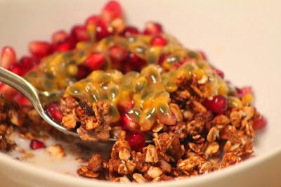 Prize-winning marmalade granola recipe | Foodie Friday