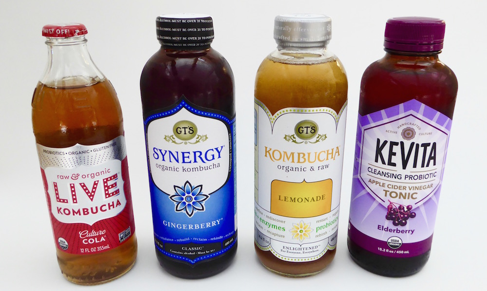 Kombucha – cocktail and soda pop alternative? | Foodie Friday