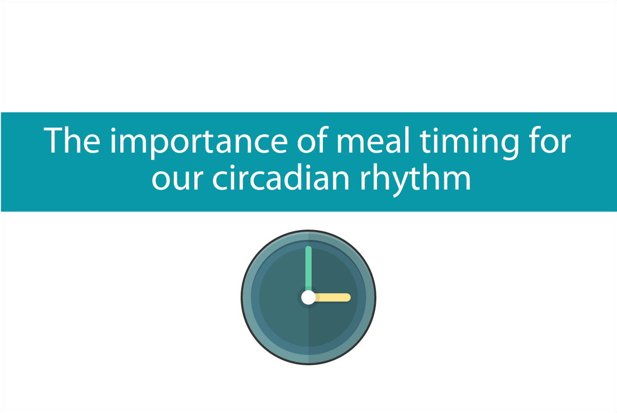 The importance of meal timing for our circadian rhythm and health