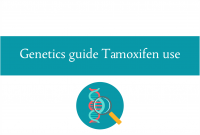 Blog post about how Genetics guide tamoxifen use, specifically CYP2D6 from CALMERme.com