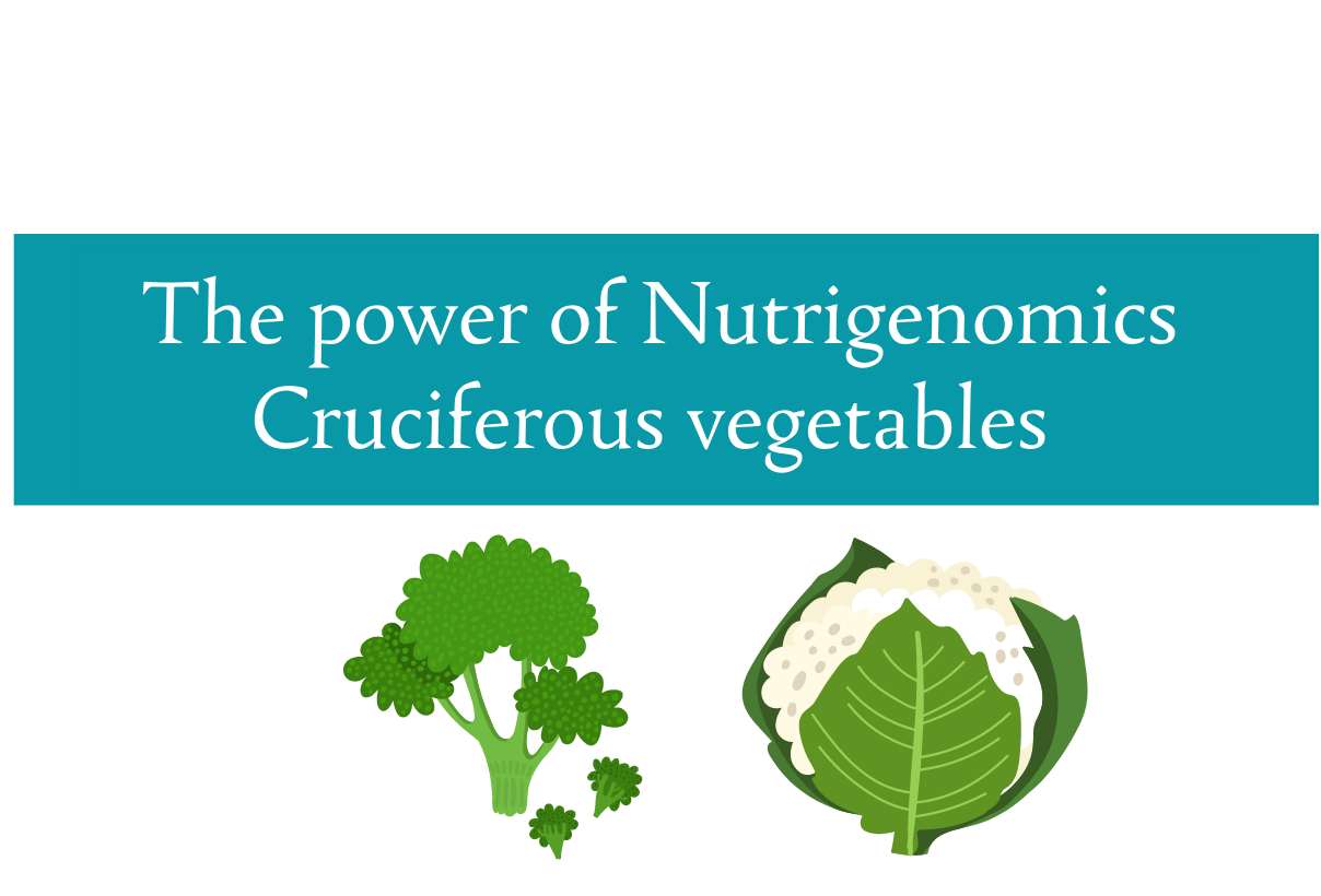 The power of nutrigenomics |  Sulforaphane from Cruciferous vegetables