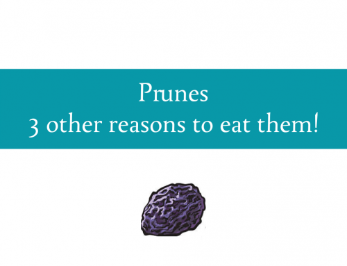 Prunes | Three other reasons to eat them, beyond the obvious.