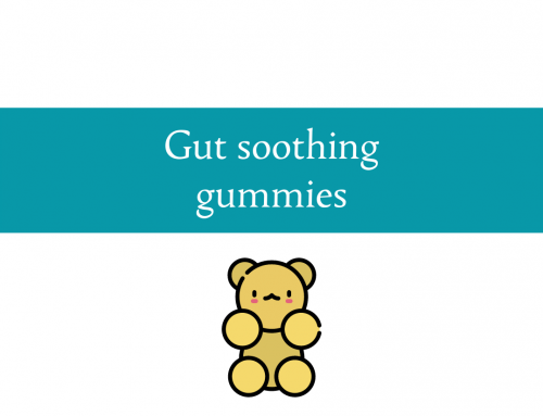 Gut soothing gummies recipe | New Food Friday